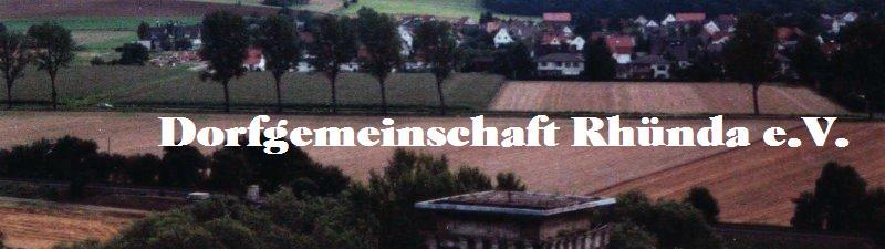 Rhünda - Stadtteil von Felsberg